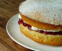 Cake Design: Victoria Sponge Cake