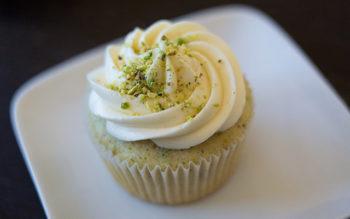 Cupcakes alla Crema di Pistacchio