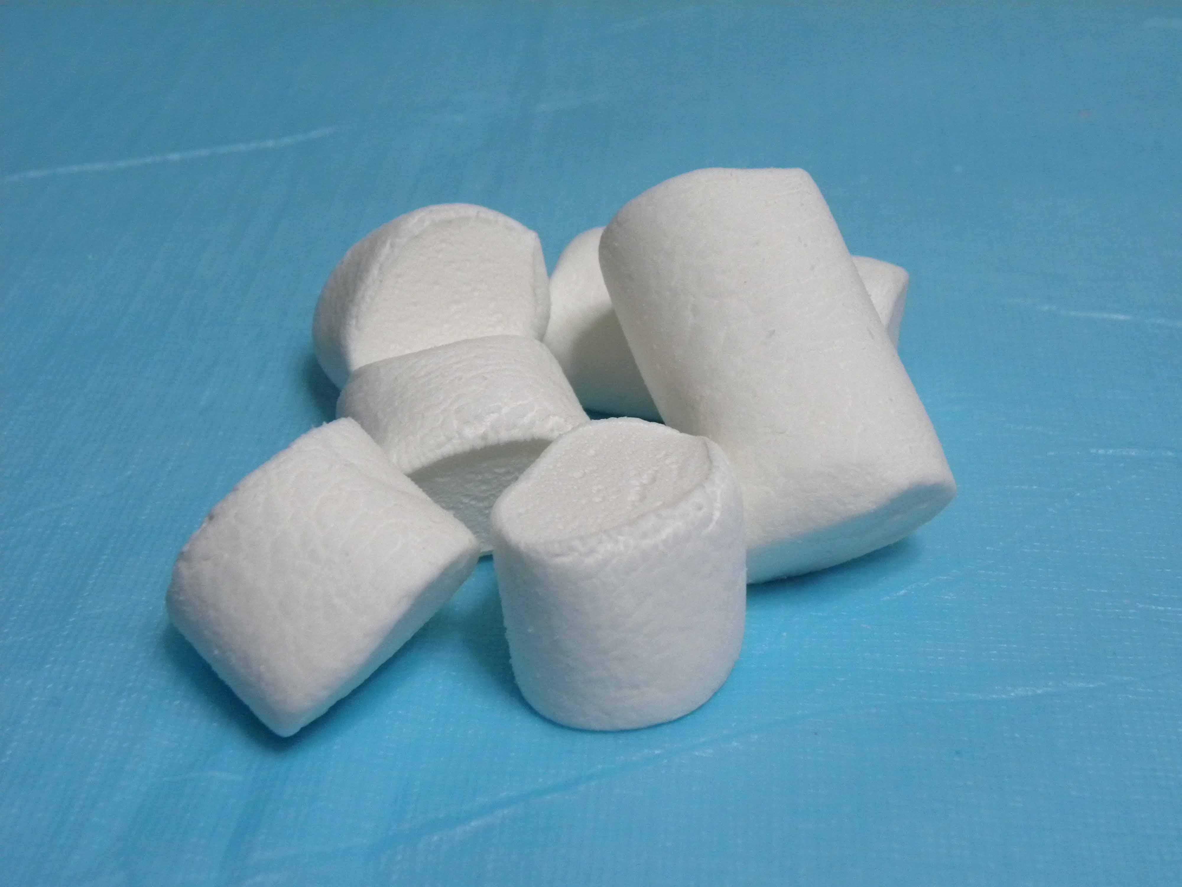 Dividere i Marshmallows a Metà