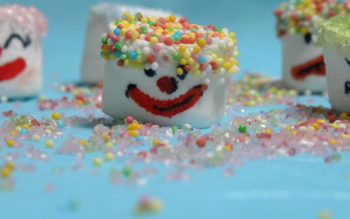 Tutorial: Clowns di Marshmallows
