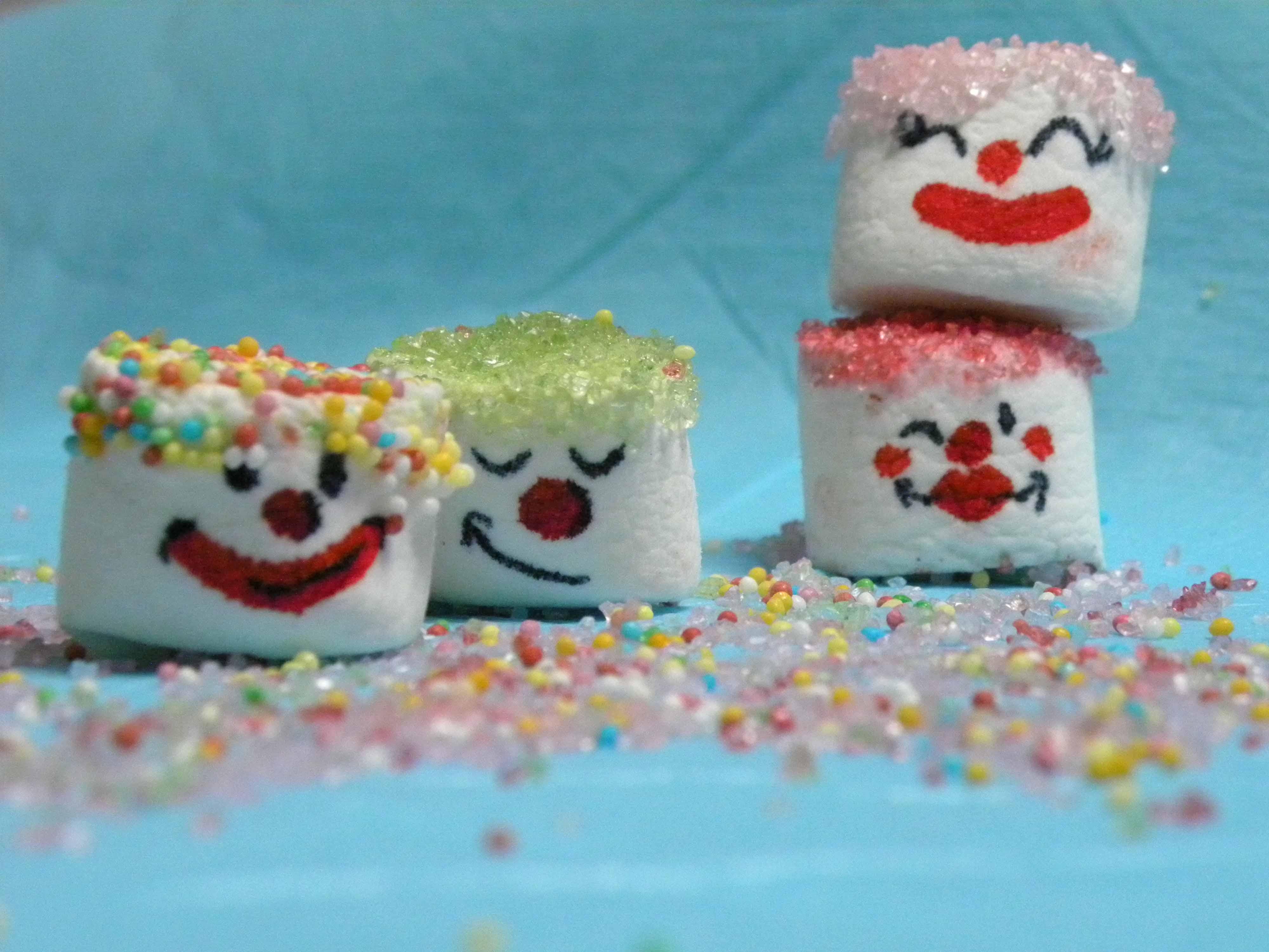 Clowns di Marshmallows