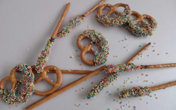 Tutorial: Dolci Pretzel Decorati