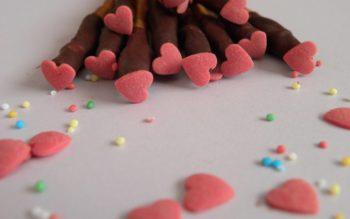 Tutorial: Pretzel di San Valentino