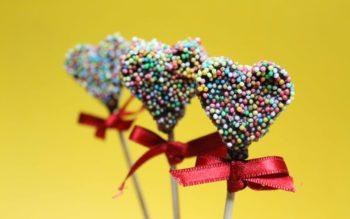 Tutorial: Cake Pops di San Valentino