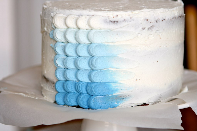 Tutorial Come Decorare Una Torta Con La Panna Happy Cakes To You