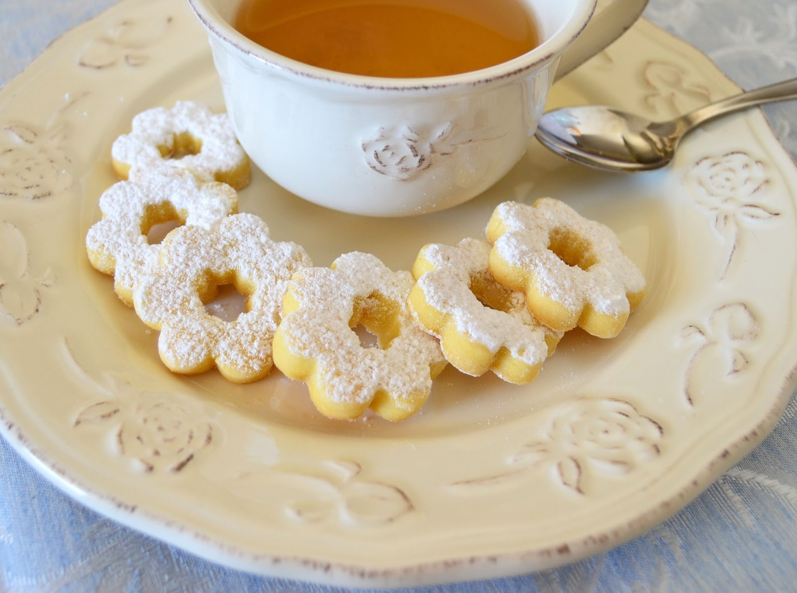 Ricette Segrete Cake Design : Canestrelli   Happy Cakes To You - Ricette di dolci ...