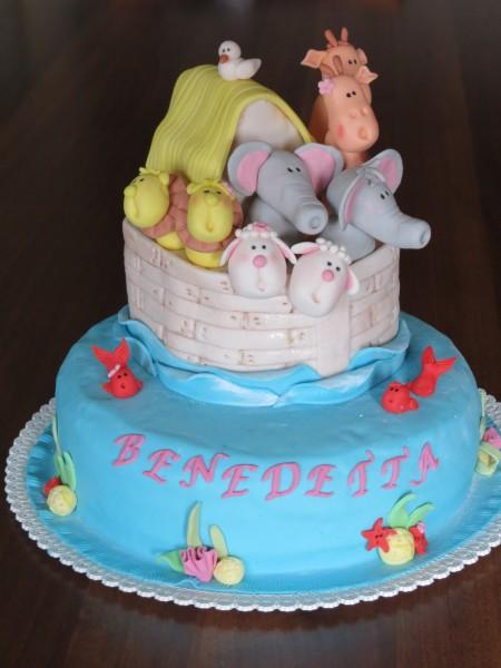 Cake Design: L' Arca di Noè