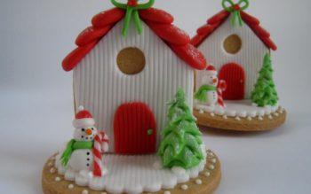Tutorial: Casetta di Natale Segnaposto