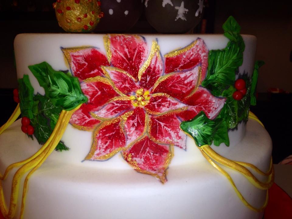 Dipingere con l'Oro anche l'Altra Stella di Natale