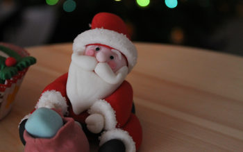 Tutorial: Babbo Natale in Pasta di Zucchero