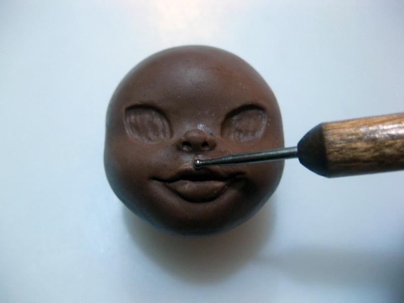 Creare la Fossetta Sopra il Labbro