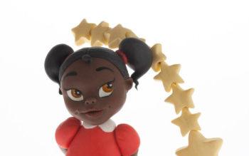 Tutorial: La Piccola Principessa Tiana