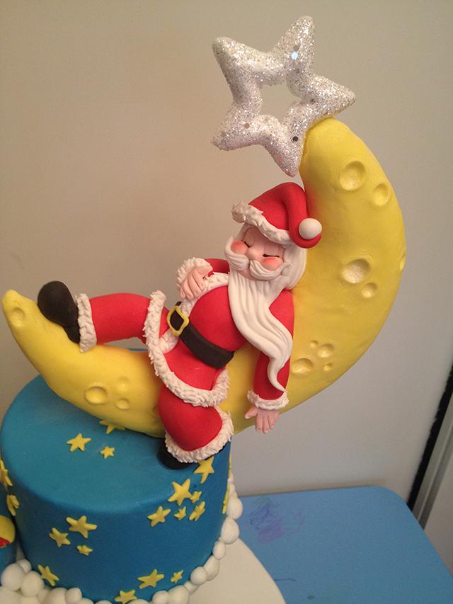 Torta di Natale di Daniela Spiga Cake Designer