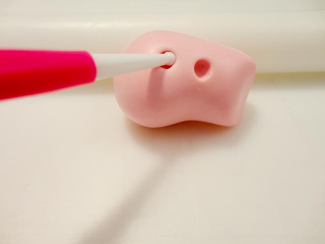 Creare gli Occhi di Peppa Pig con la Ball Tool