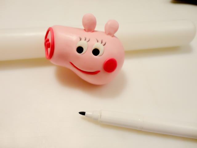 Modellare la Testa di Mamma Pig