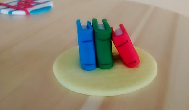 Tutorial Cake Design Topper Cupcake con Libri di Scuola- Applicare il Topper sul Cupcake