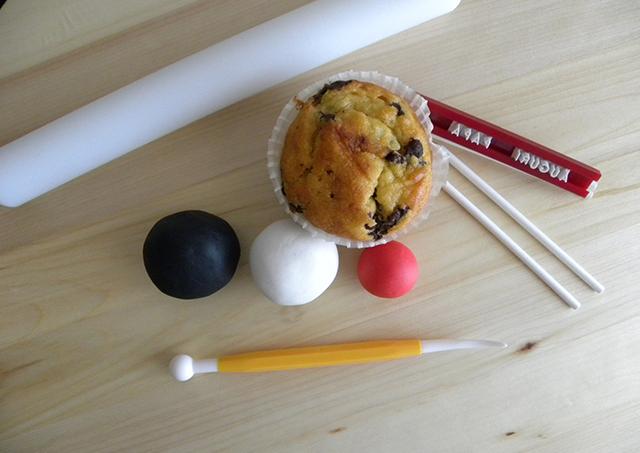 Occorrente per Tutorial Cake Design