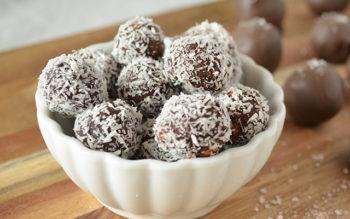 Praline al Cioccolato e Cocco