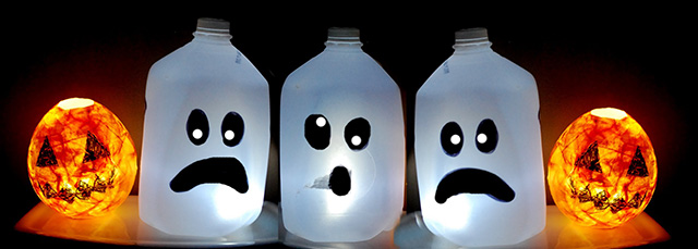 Speciale Halloween 10 Idee per Arredare CasaLanterne Paurose