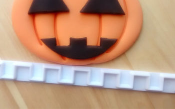 Tutorial Cake Design: Cupcakes di Halloween con Zucca in PDZ