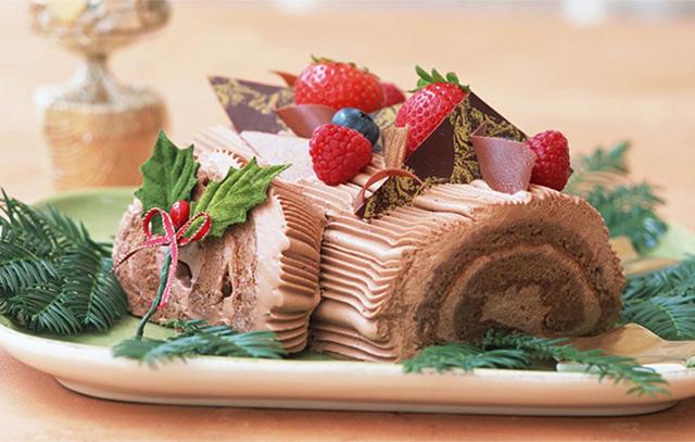 Cake Design Ricette Natale : Tronchetto di Natale   Happy Cakes To You - Ricette di ...