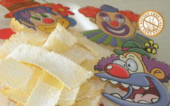 Frappe di Carnevale Senza Glutine e Lattosio