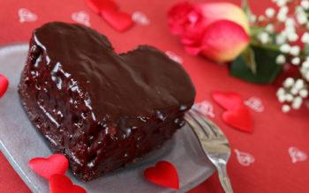 Cuore di Cioccolato di San Valentino