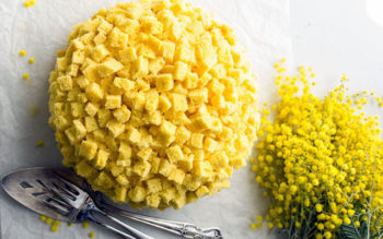 Torta Mimosa: Ricetta Classica